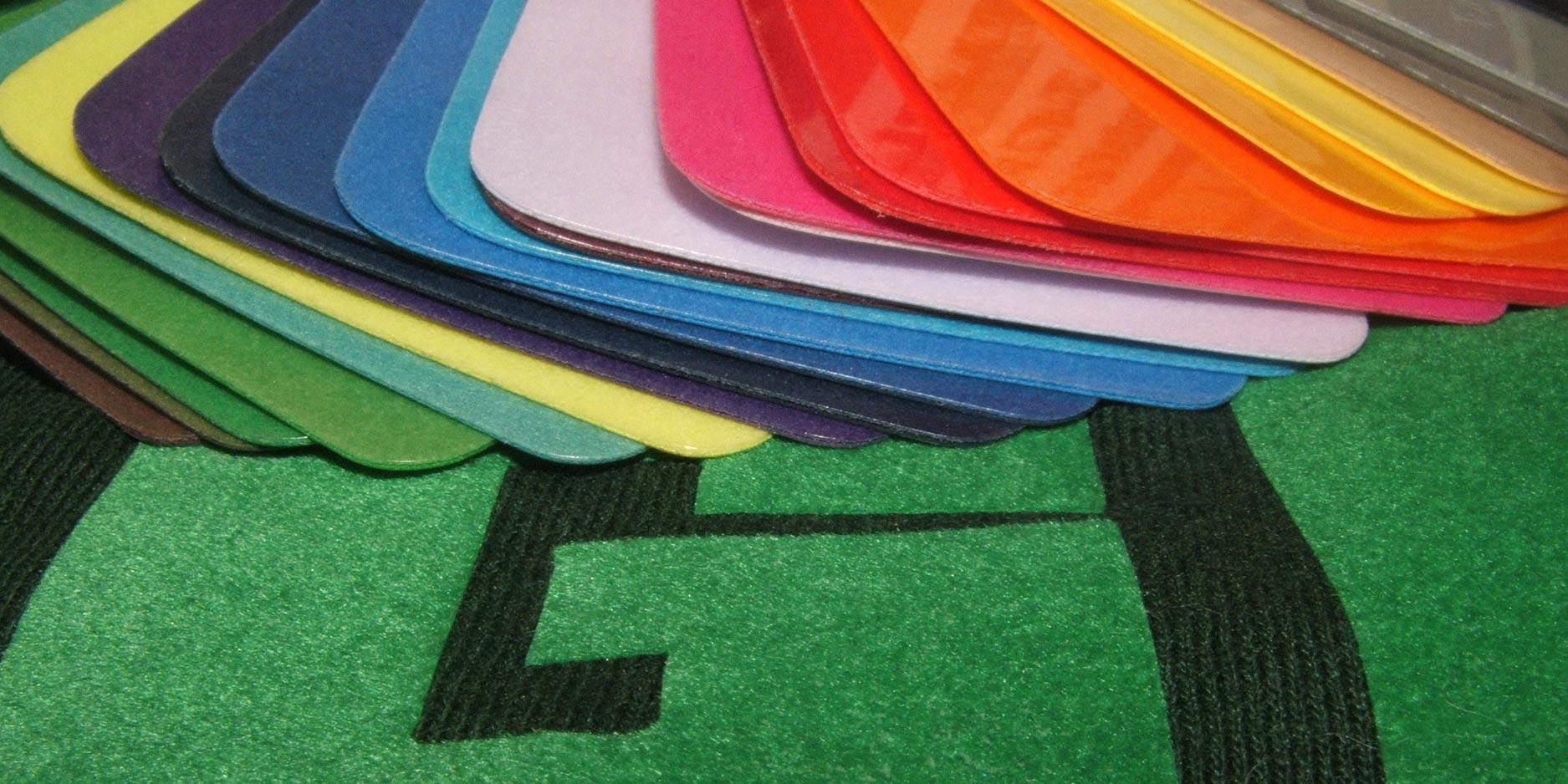 Flock- Textil - Películas Emulsionadas de Transferencia-Screen-Serigrafia - Prisma - Screen Digital - Bogotá