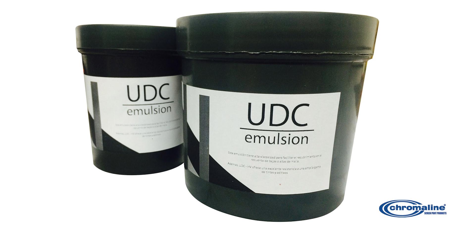 Emulsión UDC