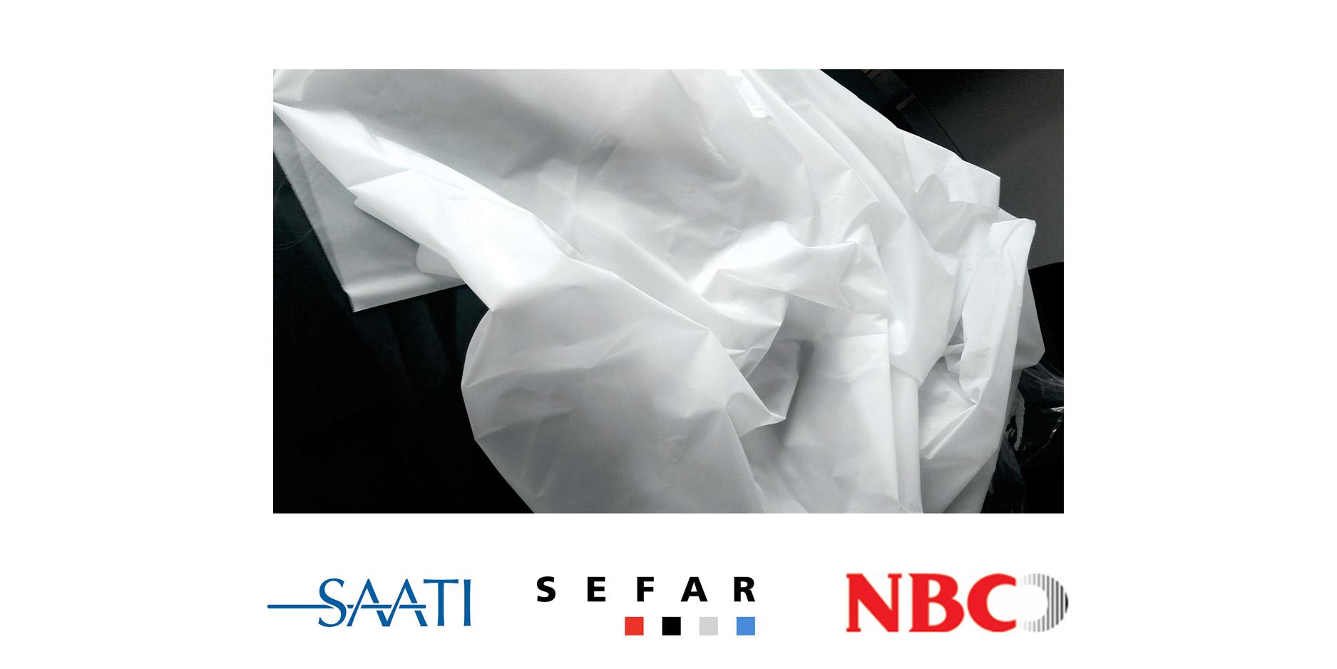 Nylon Blanco - Saati - Sefar - NBC - Sedas y Tejidos - Prisma Screen Digital - Bogota
