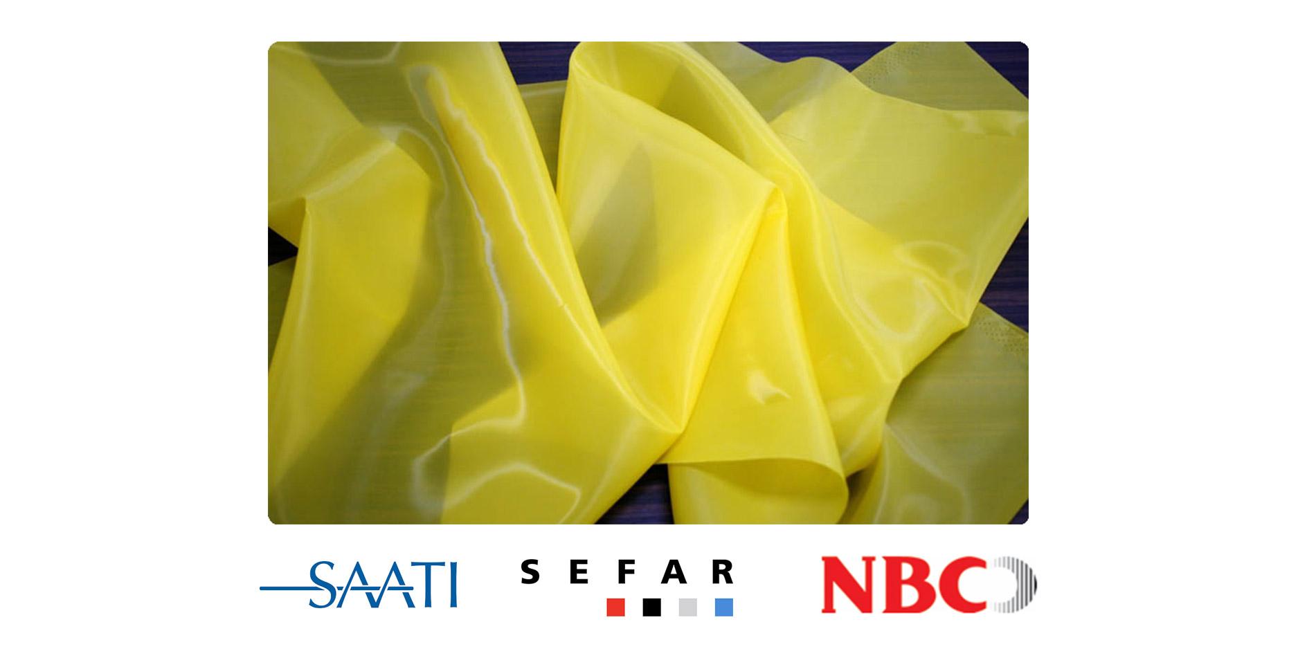 Tejido Nylon - Saati - Sefar - NBC - Sedas y Tejidos - Prisma Screen Digital - Bogota