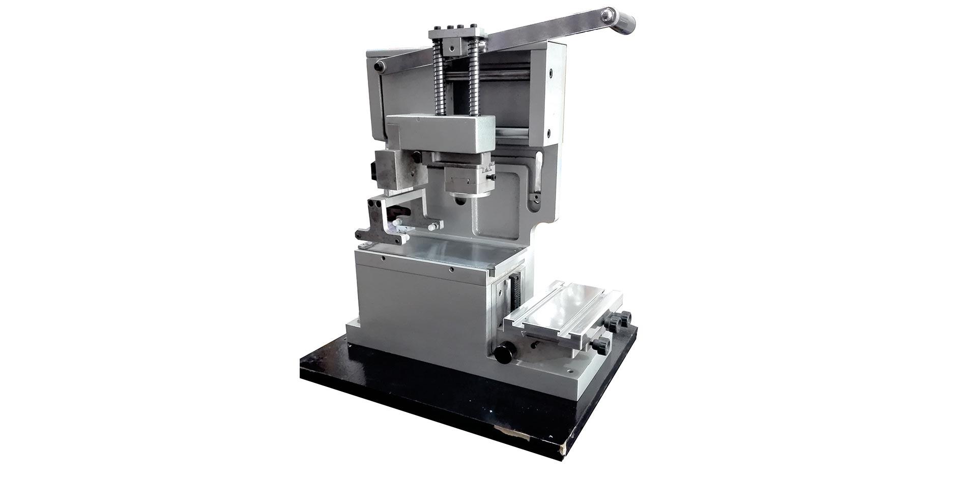 Máquina Tampográfica